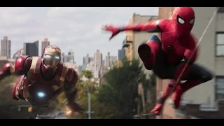 Spider-Man: Homecoming Trailer Thoughts - #CUPodcast