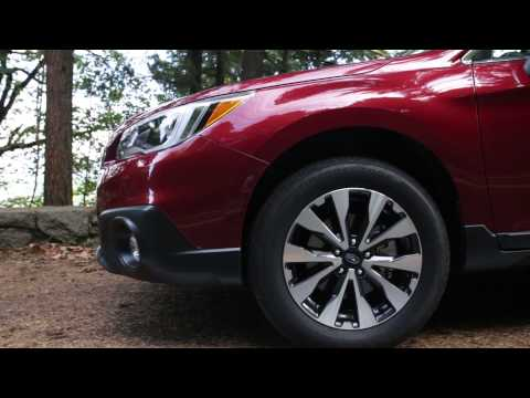 2015 Subaru Outback Video Road Test - Powertrain And Driving Performance