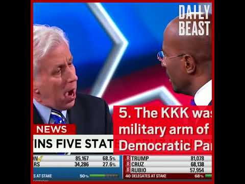 The 8 Worst Moments of Jeffrey Lord