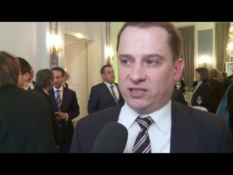 Roland Heintze - CDU-Vorsitzender von...