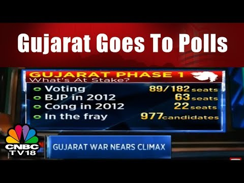 Gujarat Goes To Polls | What Will Matter Most In Phase 1? | Gujarat Election | CNBC TV18