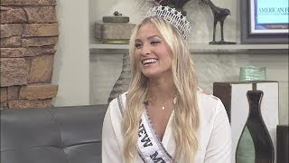 Miss New Mexico Heads to Miss USA Pageant