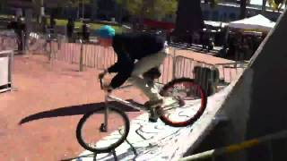 San Francisco Red Bull Fixie Competition (part 1)