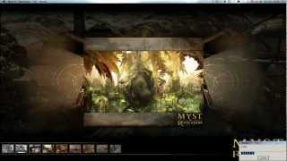 Myst Revelation for the Mac