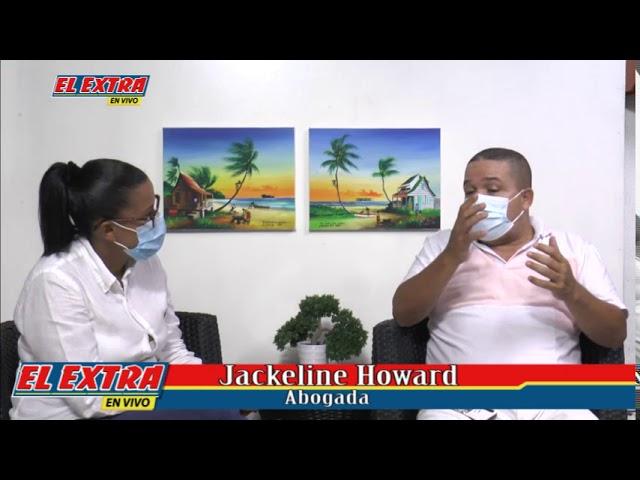 Directo con Edgar Villarreal, Jackeline Howard Abogada en la isla de San Andrés.
