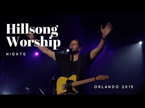 Hillsong Worship Nights 2015 - Orlando