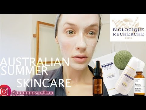 How To Use Biologique Recherche In Summer ?  Masque Visolastine (#5)