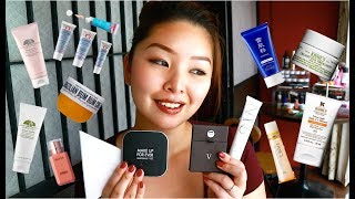 Hey guys, here's a huge haul of all the skincare products I purchas...