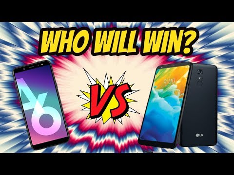 LG STYLO 4 Vs SAMSUNG A6 REVIEW (Metro PCS by T-mobile/Cricket/Boost Mobile)