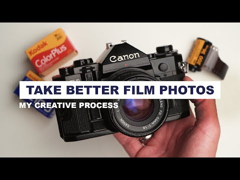 Simple Steps To Take Better Film Photos