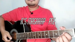 It39s Masarap   Parokya ni Edgar Guitar Cover with Lyrics amp Chords