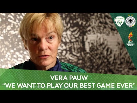 INTERVIEW | #IRLWNT Manager Vera Pauw ready for Germany