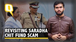 Saradha Chit Fund Scam Led to CBI vs Mamata Row But What is It? | The Quint