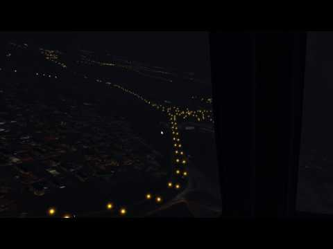 FSX Approach into Tegucigalpa