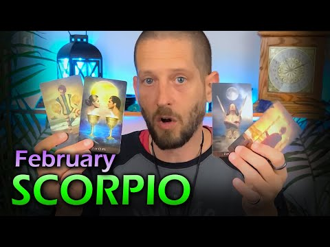 SCORPIO - This Decision Changes EVERYTHING... (Scorpio February 2021 Love Reading)