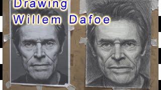 Drawing Willem Dafoe     윌렘 대포…