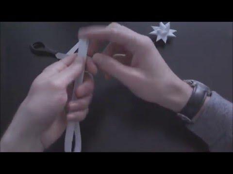 Jak zrobić gwiazdkę z papierowych pasków