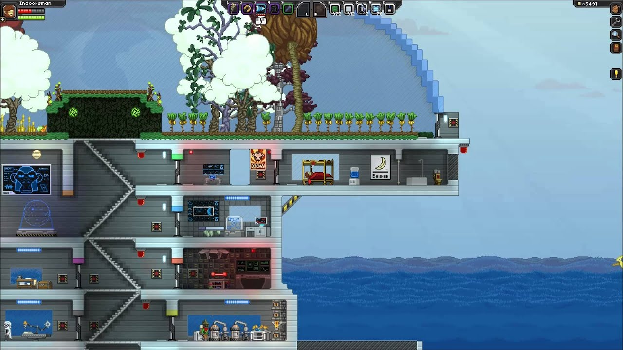Starbound arcology youtube starbound arcology voltagebd Images