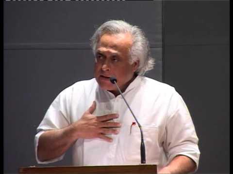 Public Lecture  by Shri Jairam Ramesh