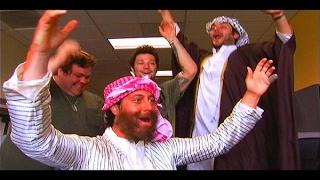 Jackass 2 - Terrorist Taxi Prank