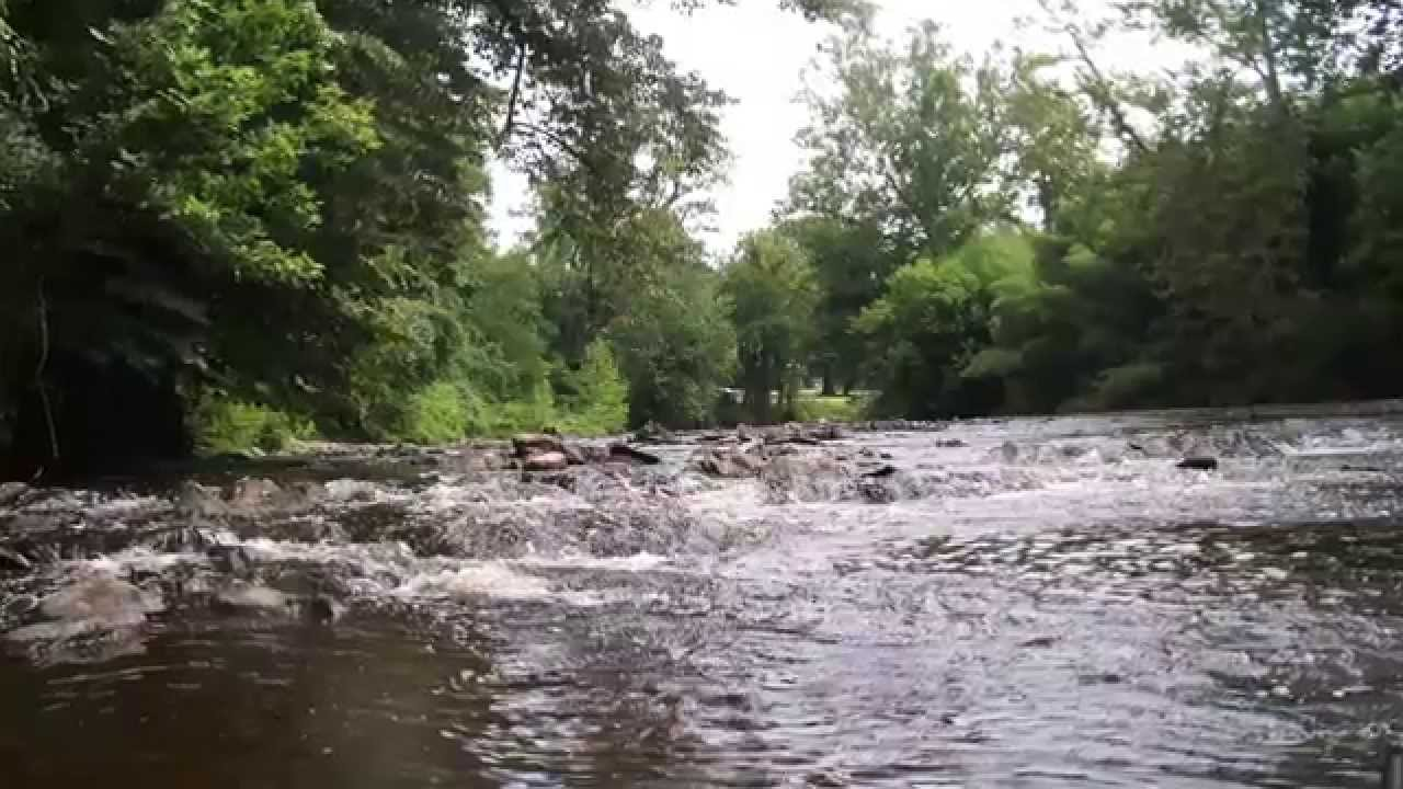 Pigeon River Kayaking, Clyde NC to Iron Duff, NC