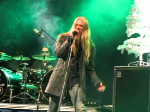 Marco Hietala - Sylvian joululaulu - YouTube
