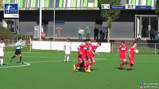 A-Junioren - 2:1 - David Govorusic - SSV Reutlingen 1905 Fußball gegen VfR Aalen