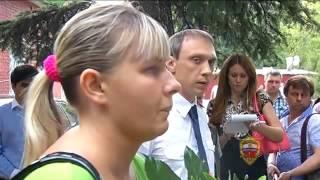 Полицейские ОМВД России по району Академический г  Москвы нашли пропавшего лабрадора