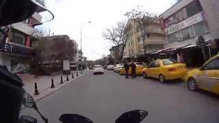 MT-07 | Tour of Bahcelievler District of Ankara