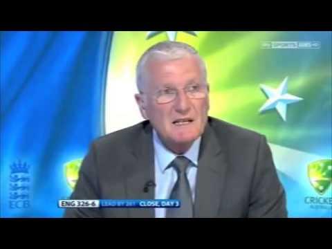 Bob Willis Stuart Broad a cheat just like his Father