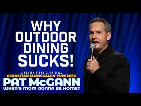 Why Outdoor Dining