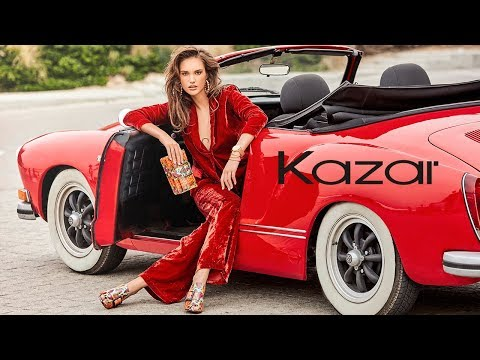Trend #ORANGE COBRA - KAZAR SPRING/SUMMER COLLECTION 2018