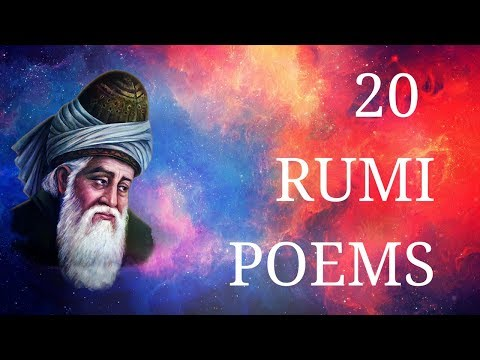 20 Rumi Poems in English