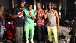 Bangladesh ft. Pusha T. Jadakiss & 2 Chainz - 100
