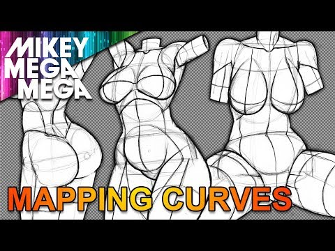 How to draw sexy anime girls