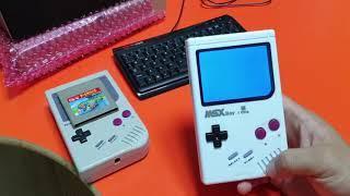 MSX Portable (휴대용 MSX) MSX BOY…