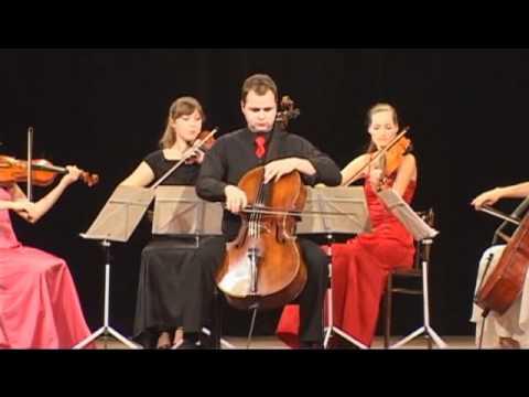 Beladona Quartet & S. Svestka (Czardasz)