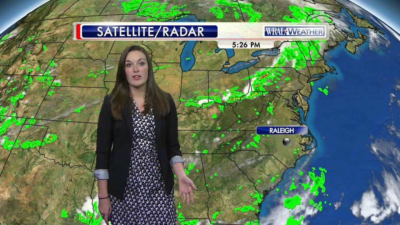 Veronica Hopkins Weather Reel