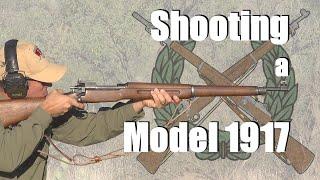 Shooting a Model 1917