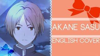 """""""Akane Sasu"""" English Cover - Natsume Yuujinchou Go ED (茜さす) [Riku Silver]"""