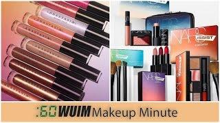 NEW Anastasia Beverly Hills Lip Glosses + NARS Jet Setter TRAVEL Sets! | Makeup Minute