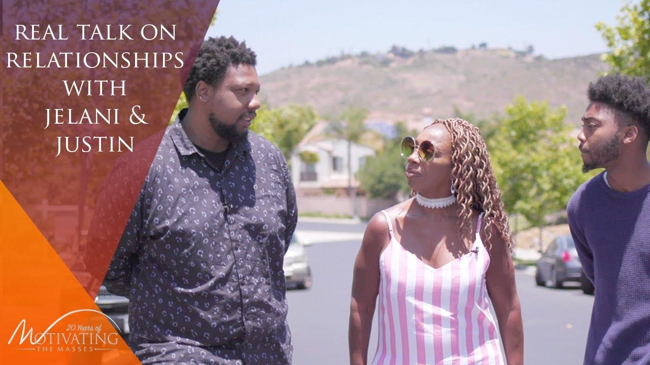 Real Talk on Relationships with Jelani & Justin - Lisa Nichols