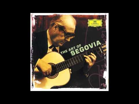 The Art of Segovia, 1/2