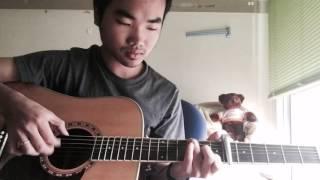 涙そうそう Nada sou sou - guitar cover by Sor Someta