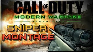 Explosion- A MWR Sniper Montage