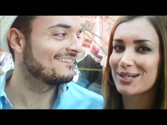 Jana Ina & Giovanni Zarella über The Trip.wmv