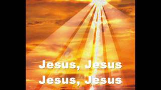 Jesus Be the Center w/lyrics - Israel Houghton and Micah Massey (Lead by Jeremiah Woods @429)