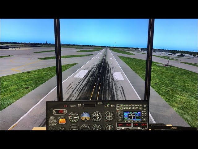 Flight Simulator Field Report