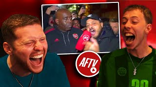 Reacting to Angriest Football Fans in The World....