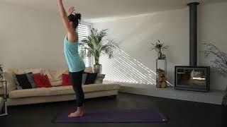 Yoga - salutation au soleil 1